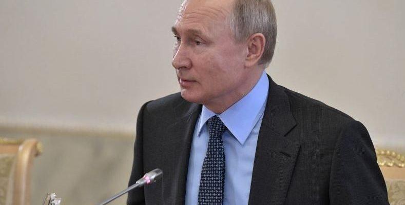 Путин: Свръзвуковите оръжия на Русия ще я защитят дори при прекратяване на новия СТАРТ (ВИДЕО)