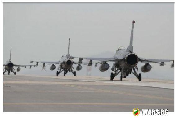 САЩ предложиха договор за 8 изтребителя F-16 Block 70
