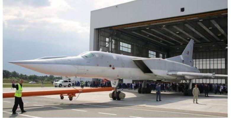 Показаха новия руски ракетоносец Ту-22М3М отвътре