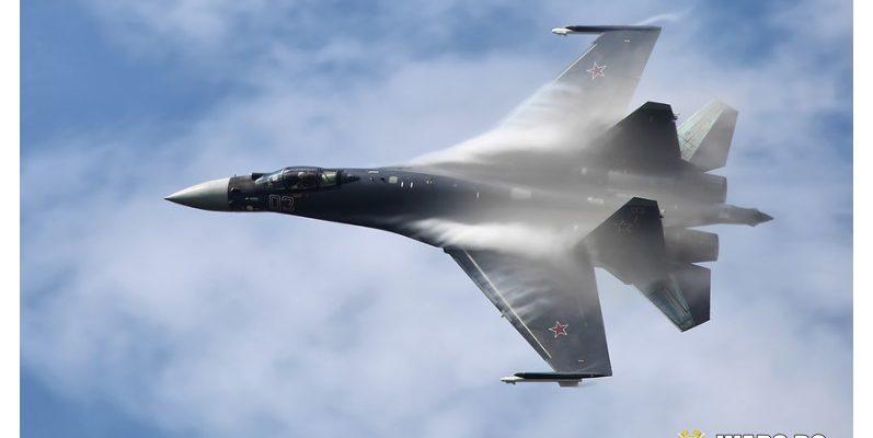 Руското министерство на отбраната обяви данни за броя на изтребителите Су-35 в състава на ВКС