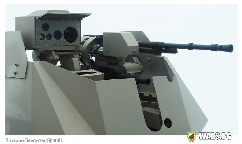 """Революция във войните: """"Калашников"""" публикува видео с тестовете на """"умен"""" боен модул"""