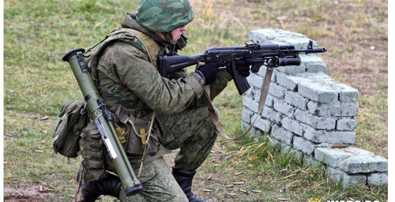 АК-74М е сред петте най-опасни автомата в света