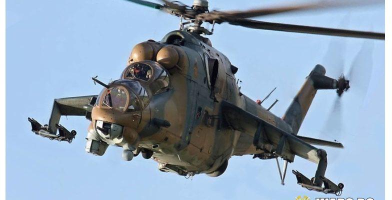 Руските конструктори разработиха нови роторни лопатки: Ми-35 ще лети със скорост от 400 км/ч