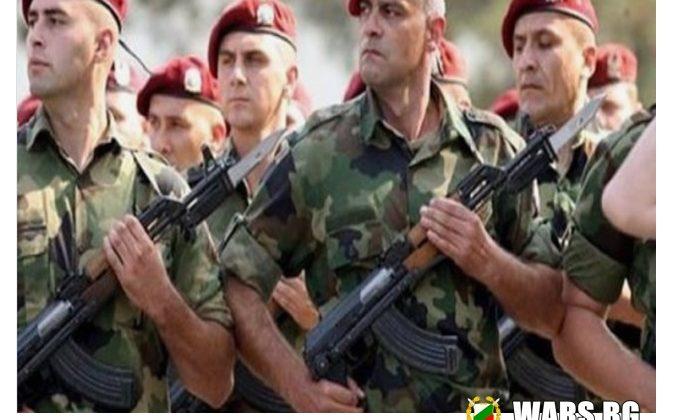 Сърбия връща задължителната военна служба