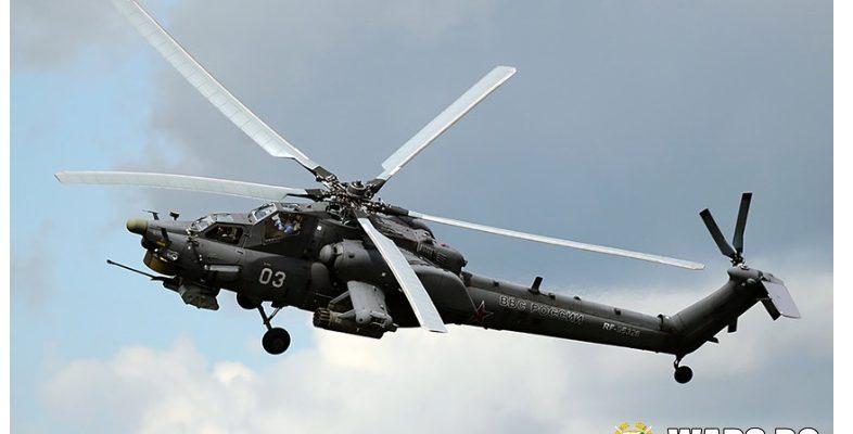 """Непобедим """"летящ танк"""": """"Ростех"""" завърши разработката на двигателя за новия Mи-28НM"""