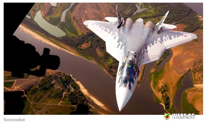 Далечен удар: Новото поколение ракети за Су-57 ще има два пъти по-голям обхват