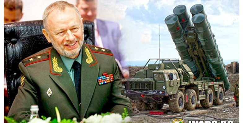 Фомин коментира руските ПВО систем