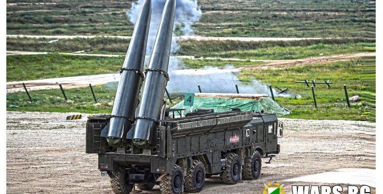 """Компанията-създател на """"Искандер-М"""" работи над нова ракетна система"""