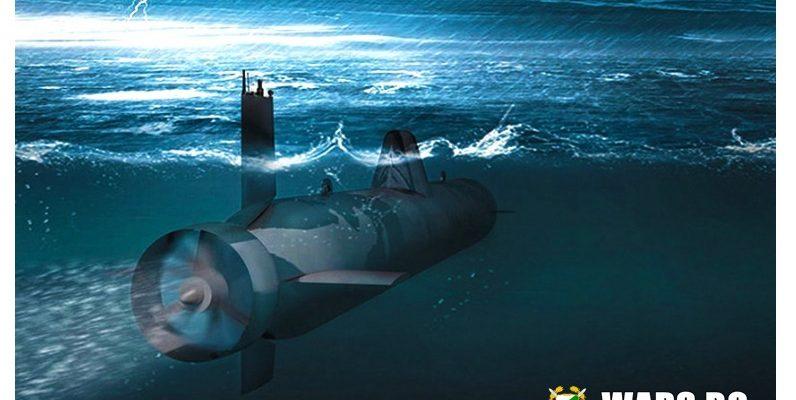 Русия прави напълно роботизирана подводница, способна да преодолява екстремно дълги разстояния