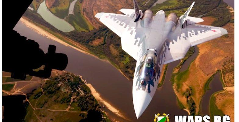 ВИДЕО: Вижте как гениален руски академик превръща Су-57 в съвършен боен комплекс