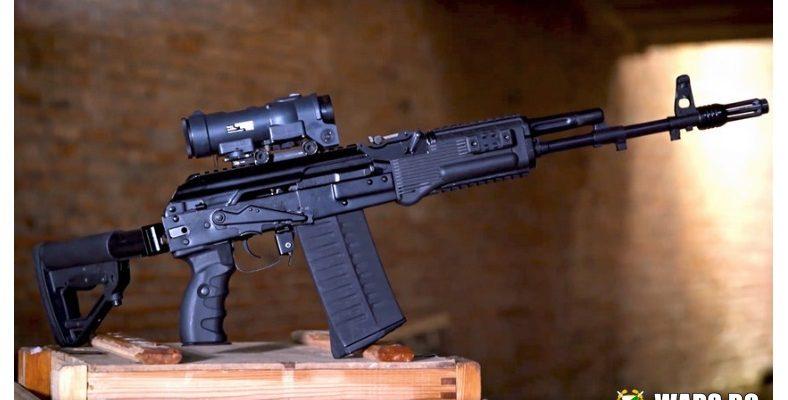 """Концерн """"Калашников"""" започва серийно производство на АК-308 от натовски калибър"""