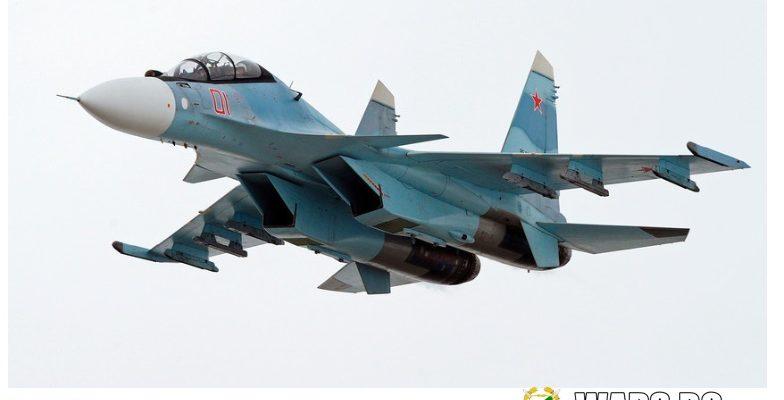 Морската авиация на Русия е подсилена от още една ескадрила суперманеврени изтрeбители Су-30СМ