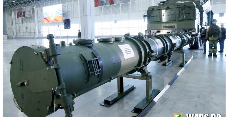 """Руската армия представи """"Искандер"""" с четири ракети"""