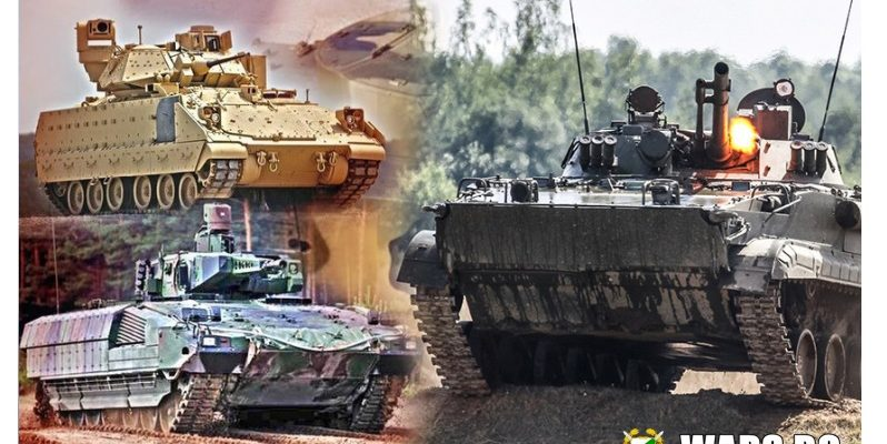 Руски експерт сравни БМП-3 с немската Puma и американския Bradley