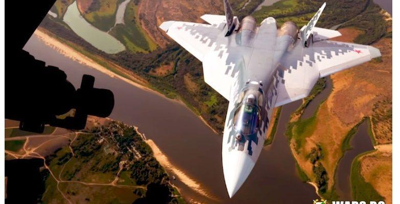 Американски експерти се изказват пренебрежително за новия камуфлаж на Су-57