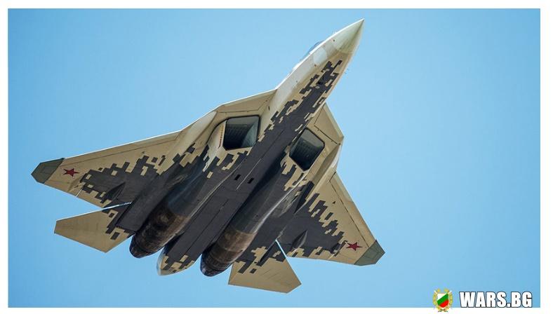 Руски експерт: Су-57 определено е по-добър самолет от американския Ф-35