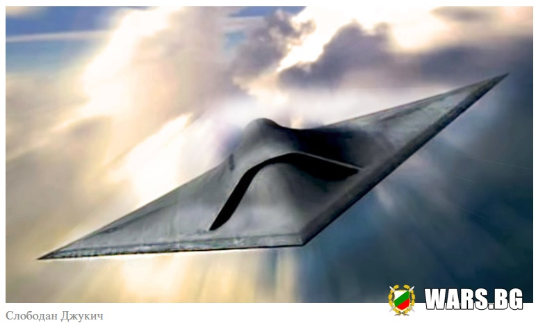 """Американците оцениха бойните способности на новия тежък ударен дрон С-70 """"Охотник"""""""