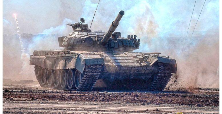 Американци предупреждават, че експортната версия на Т-72Б1МС може да стане световен хит