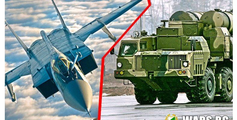 """Вижте какво прави системата С-300 ПМ-2 """"Фаворит"""" срещу свръхзвуков изтребител МиГ-31БМ"""