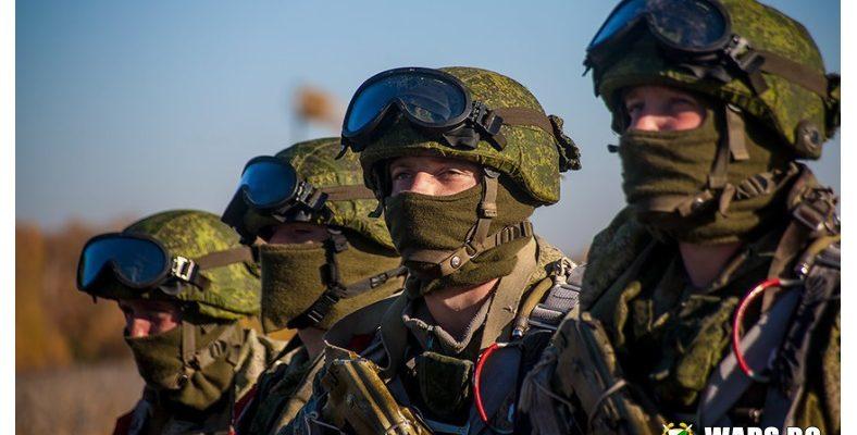 По границите на Русия вече действа плътно радиолокационно поле