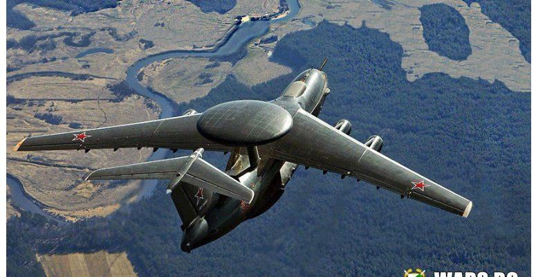 """Без конкуренция в света: Летящият радар А-100 """"Премиер"""" влезе в нова фаза на изпитания"""