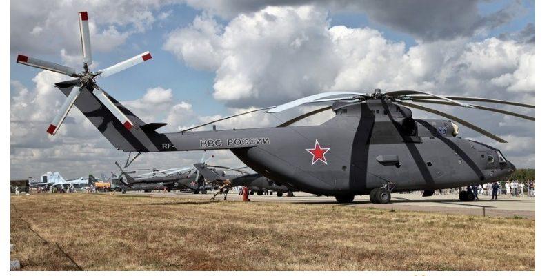 """""""Договорът на века"""": Русия и Китай правят тежък военно-транспортен хеликоптер от ново поколение"""