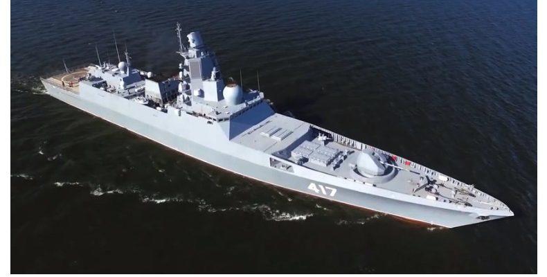 """Кой кораб ще има честта да тества първата хиперзвукова ракета """"Циркон""""?"""