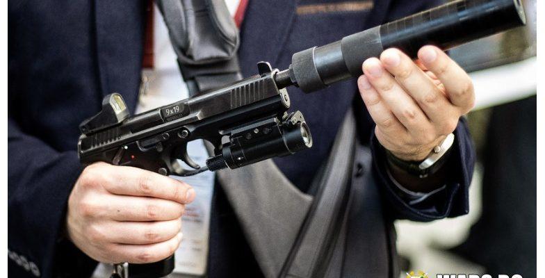 """Пистолетът """"Лебедев"""" ПЛ-15 се сдоби със спортна версия"""