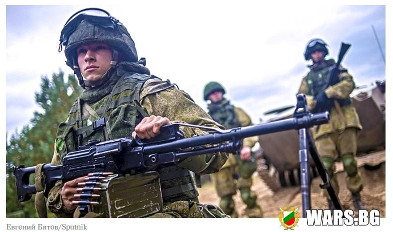 ВИДЕО: Моторизираните единици на Западния военен окръг тренират бой с дронове-самоубийци