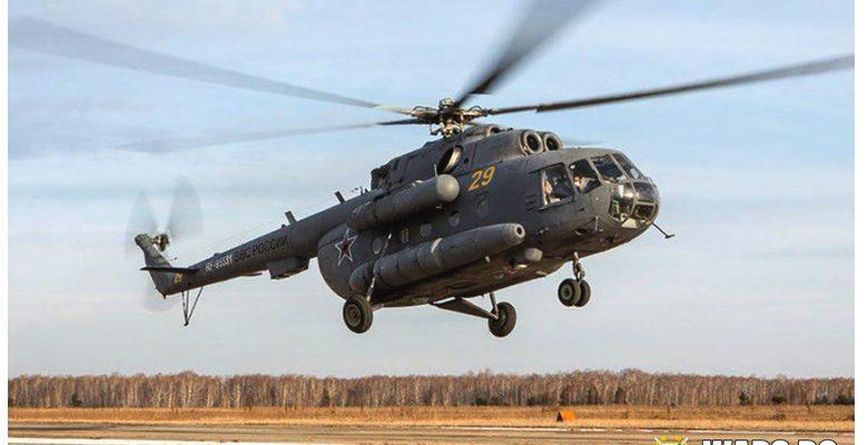 """ВИДЕО: Как Ми-8 може да """"посее"""" над 7000 противопехотни мини за 60 секунди?"""