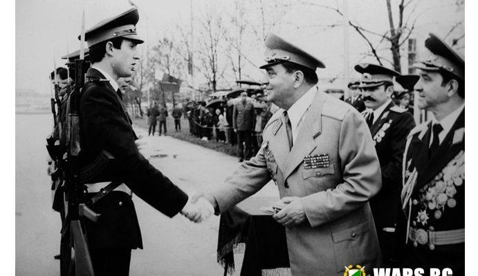 Първенецът на випуска-Румен Радев и неговата бляскава военна кариера