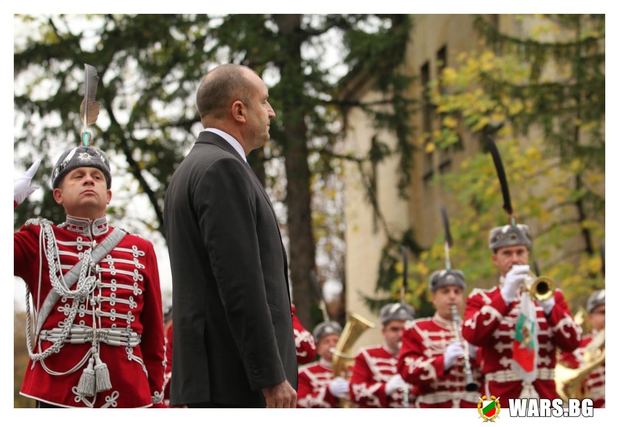 Радев Радев: Да си офицер от българската армия не е просто професия, а признание и дълг към отечеството