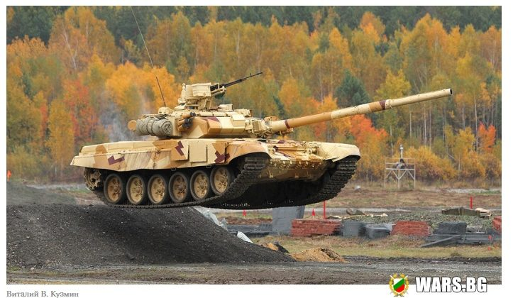 Най-компактният: T-90С в сравнение с чуждестранни танкове