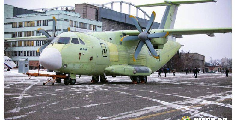 Руски разработчици: Ил-112B превъзхожда украинския Aн-26