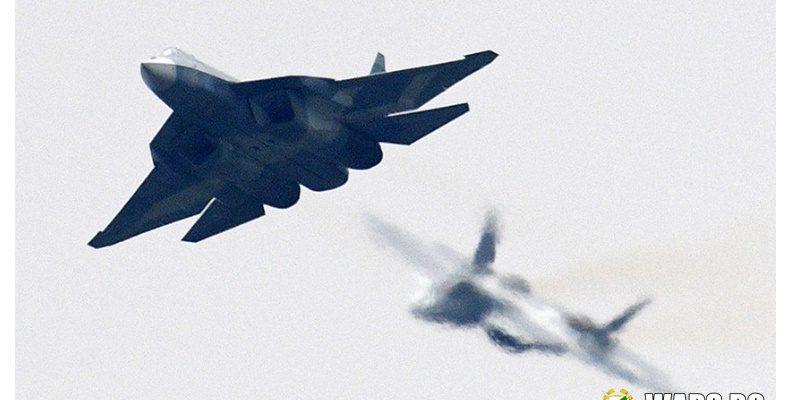 Американците посочиха главната разлика между Су-57 и F-35