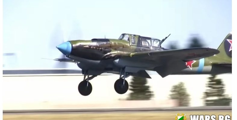 ВИДЕО: Ил-2 излита след 70 години на дъното на езеро!