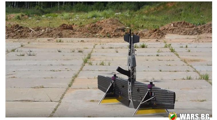 """""""Летящият кошмар"""": Западът е впечатлен от новото необичайно оръжие на Русия"""