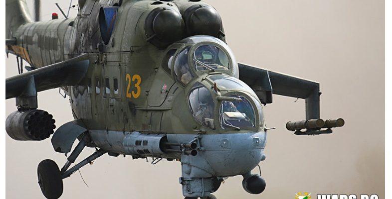 ВИДЕО: Трик на пилот на Ми-24 впечатли американците
