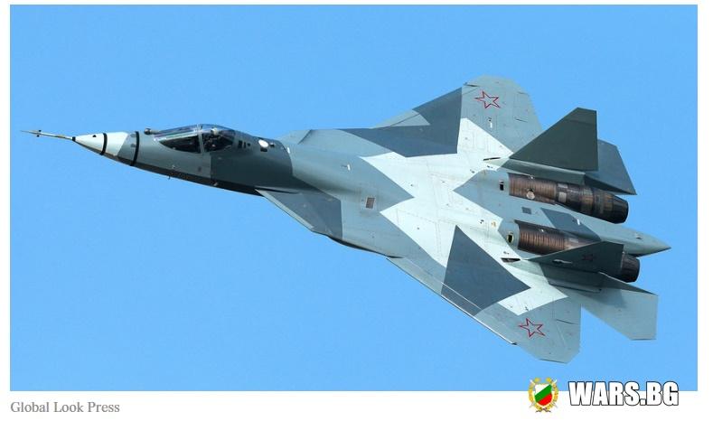В САЩ назоваха петте най-вероятни купувачи на руския Су-57