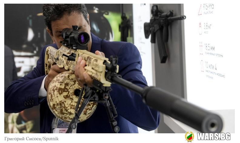 """""""Калашников"""" се готви за масово производство на новaта картечница РПК-16"""