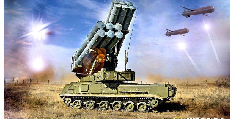 """Как новите 9K317M """"Бук-М3"""" спасиха Каспийския флот от """"унищожение""""?"""