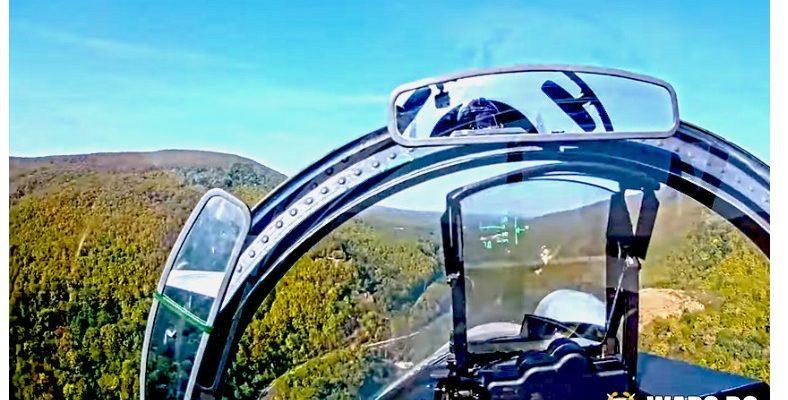 Вижте учение с изтребителите Су-27СМ3 и Су-30М2 във вълнуващ полет над кавказките гори (ВИДЕО)