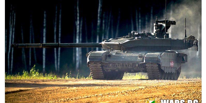 Разполагат още танкове на западната граница на Русия