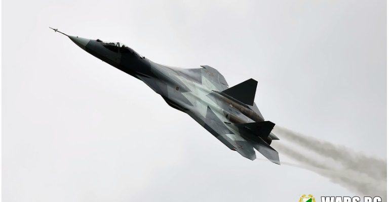 ВИДЕО: Вижте как се сглобява първият сериен Су-57