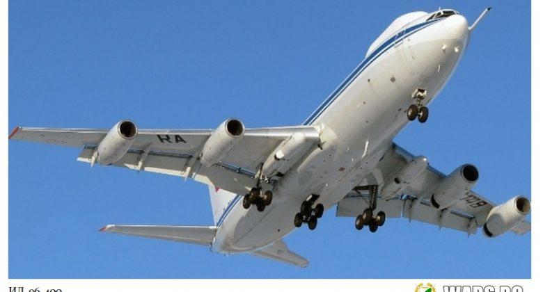 """Руското министерство на отбраната модернизира """"самолета за Деня на страшния съд"""""""