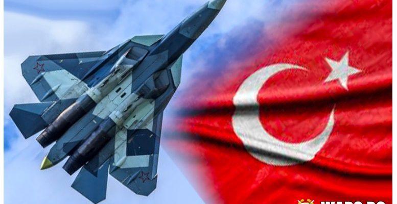 """Турция може да замени американските F-35 с руските """"Сухой"""""""