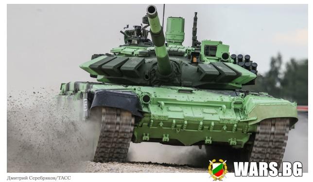 """Концерн """"Техмаш"""" представи нови танкови снаряди """"Свинец-2"""" и """"Манго-М"""""""