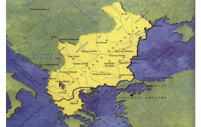 България на три морета