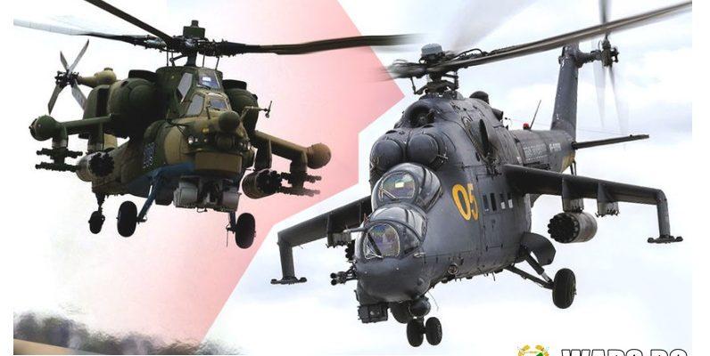 Руски пилот-изпитател: Ми-28 е два пъти по-маневрен от Ми-24