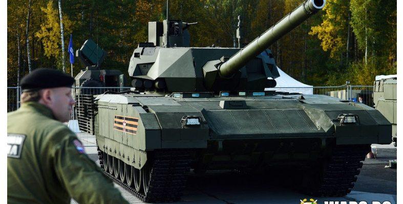 The National Interest се възхити от руския супертанк Т-14